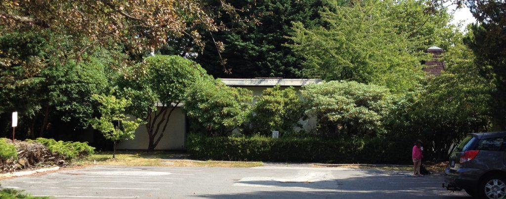 Gerard House, UBC